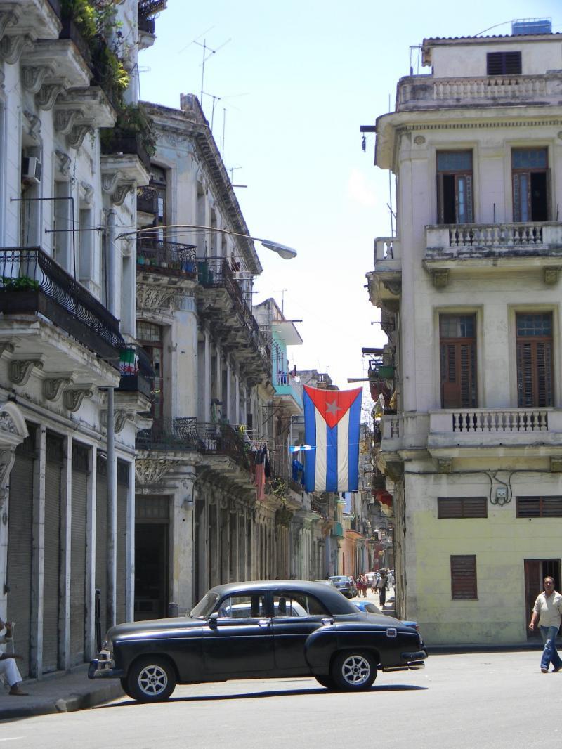 Reportagem em Cuba: Havana [foto de Catarina Pereira]