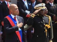 Haiti e o presidente músico