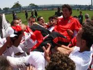 Treinador Bruno Lage (juvenis Benfica)