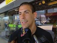 Benfica de férias: Cardozo, Luisão e Maxi já partiram