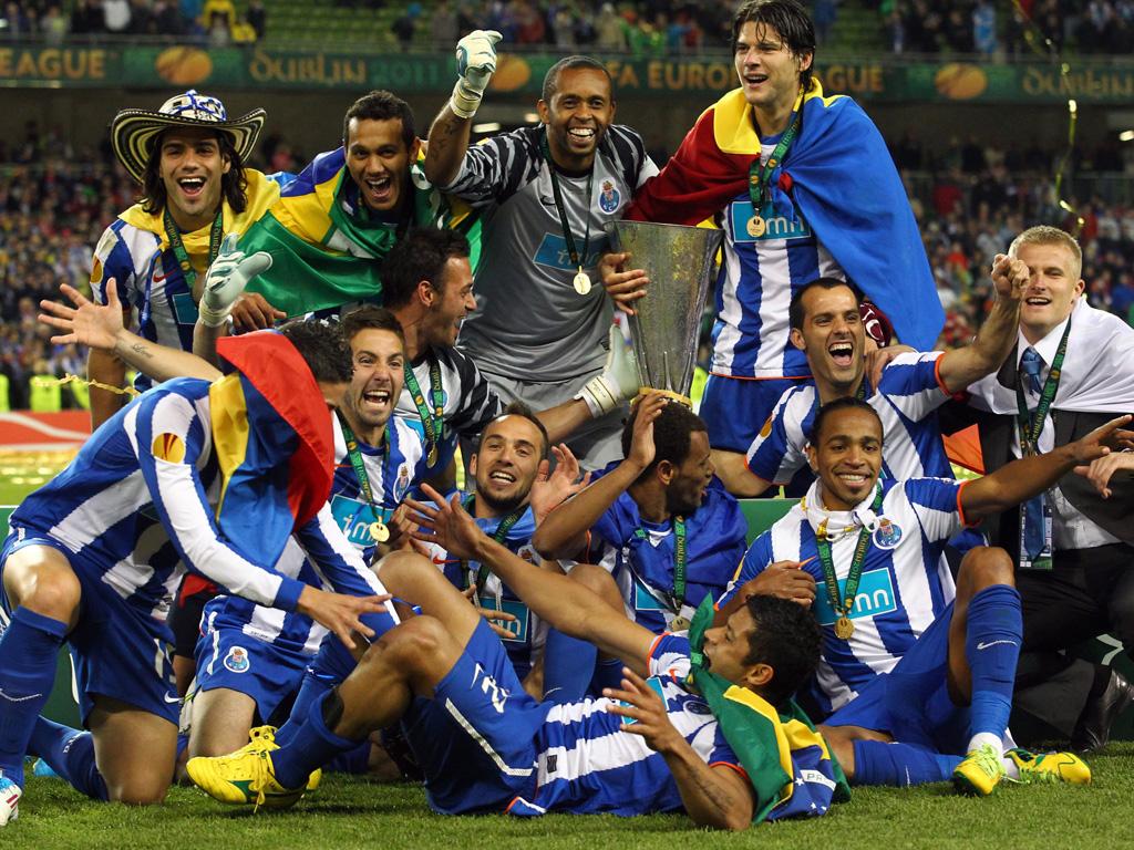 Porto vs Braga (LUSA/EPA)