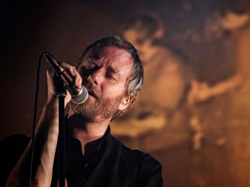 The National no Campo Pequeno (Foto: Manuel Lino)