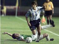 Aimar na Argentina, na corrida a Sydney 2000!