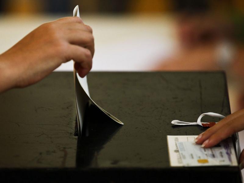 05/06/2011 Eleições legislativas (JOSE SENA GOULAO / LUSA)