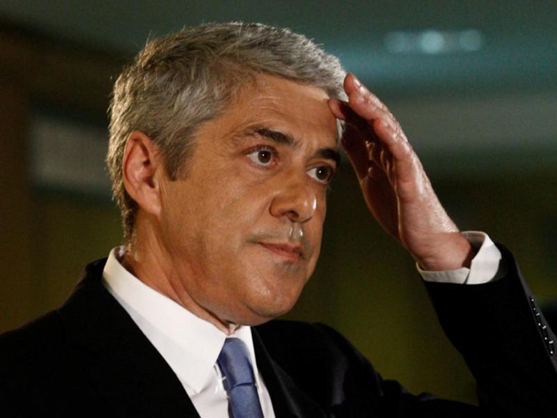 Eleições legislativas 2011: José Sócrates demite-se do PS (Miguel A. Lopes/Lusa)