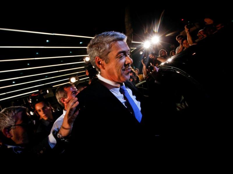 Eleições legislativas 2011: José Sócrates (Mário Cruz/Lusa)
