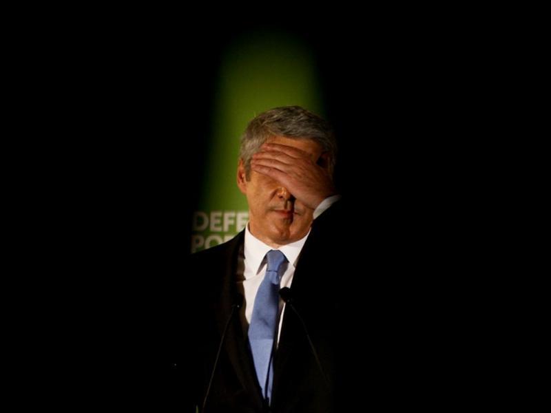 Eleições legislativas 2011: José Sócrates (Mário Cru/Lusa)