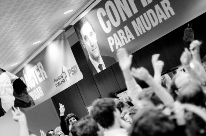 PSD, a noite da mudança (Cláudia Lima da Costa)