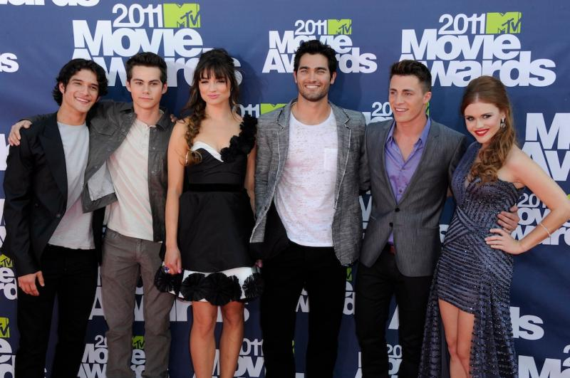 Teen Wolf no MTV Movie Awards (Lusa/EPA/Paul Buck)