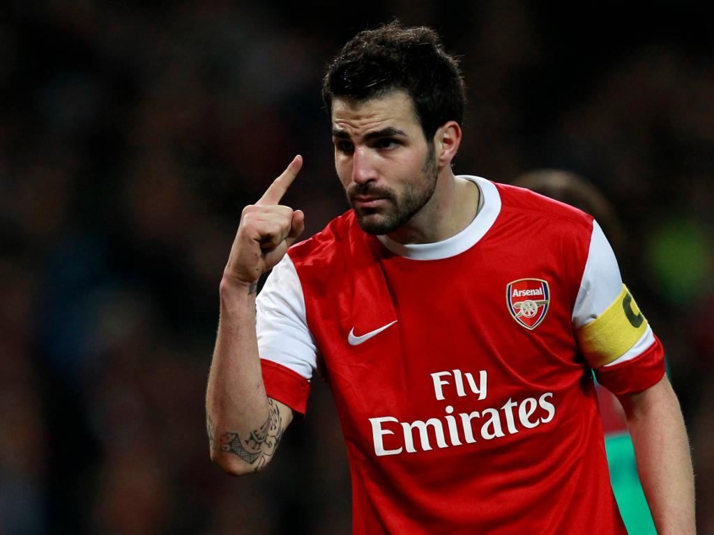 Cesc Fàbregas (Arsenal)
