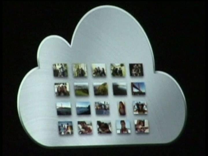 Apple apresenta iCloud