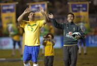 Ronaldo despede-se dos relvados Fotos: Lusa