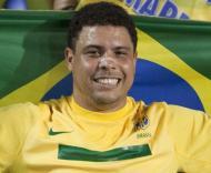 Ronaldo despede-se dos relvados Fotos: Reuters