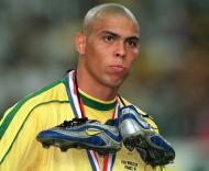 Ronaldo, foto de arquivo de 1998 Fotos: Lusa