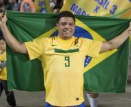 Ronaldo despede-se dos relvados Fotos Lusa