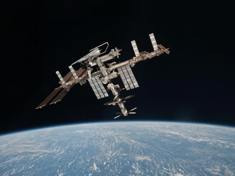 Estação Espacial Internacional (NASA)
