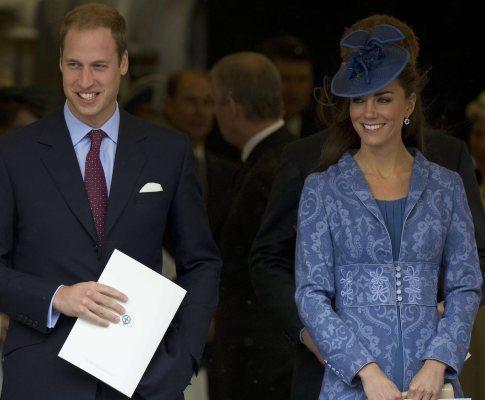 Casamento real: Kate Middleton repetiu o mesmo vestido pela