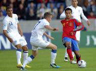 Europeu sub-21: Inglaterra-Espanha