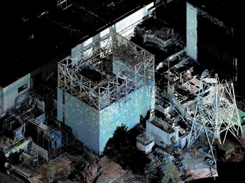 Dentro de Fukushima