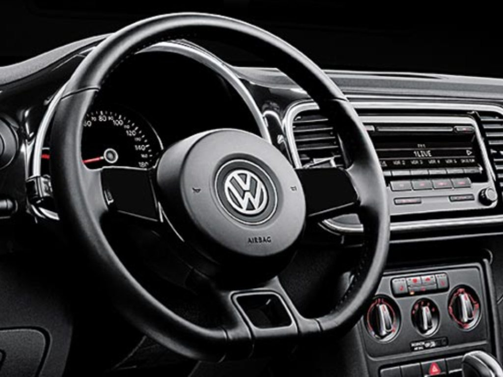 VW Beetle Black Turbo Edition