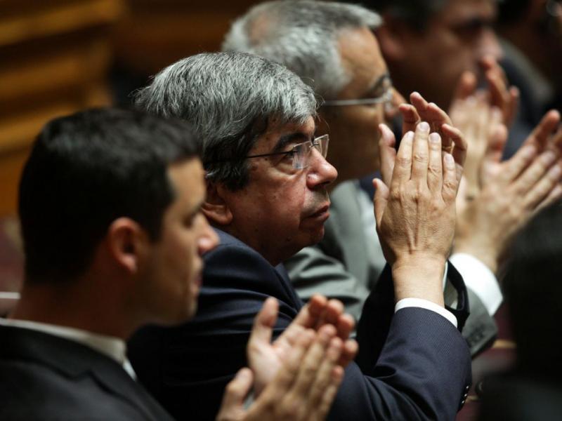 Ferro Rodrigues no Parlamento [MIGUEL A. LOPES/ LUSA]