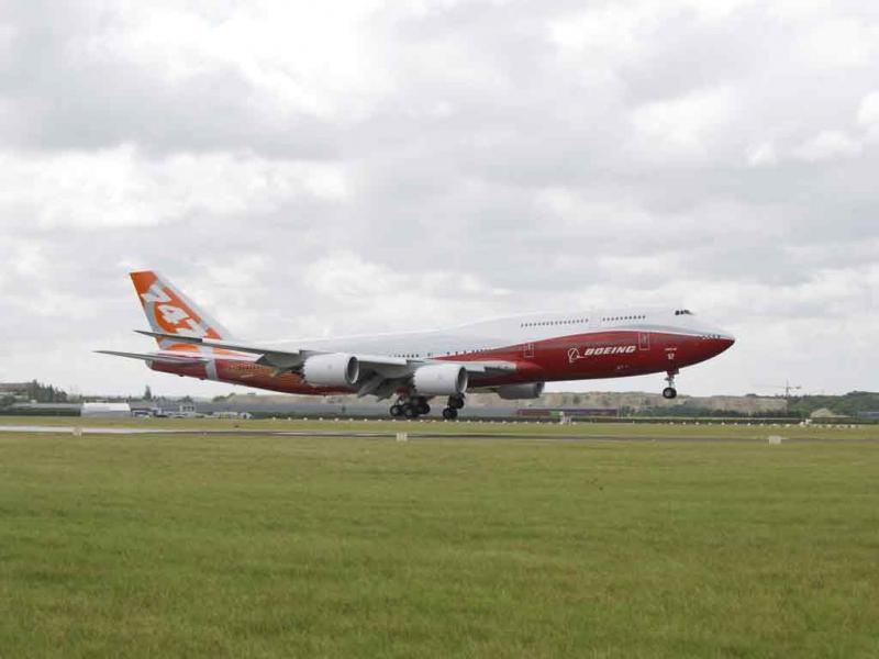 Boeing 747 (EPA/Boeing)