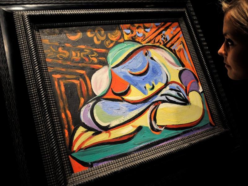 Quadro de Picasso