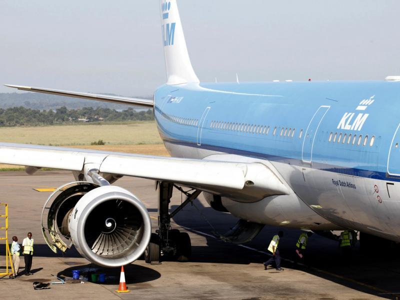 KLM (Reuters)