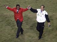 Santos-Peñarol: a final da Libertadores