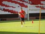 Primeiros dias do novo Benfica (Javi García)