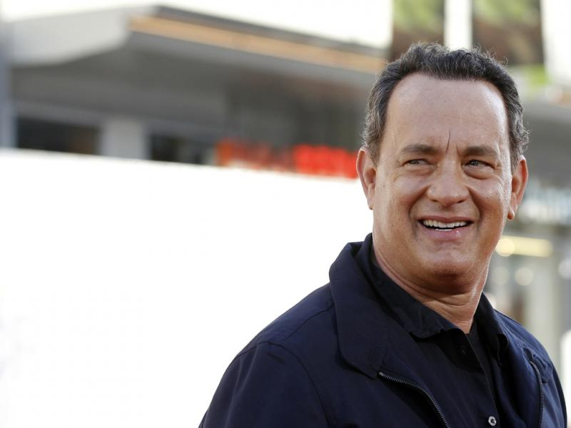 Tom Hanks na estreia de Larry Crowne nos EUA (Reuters)