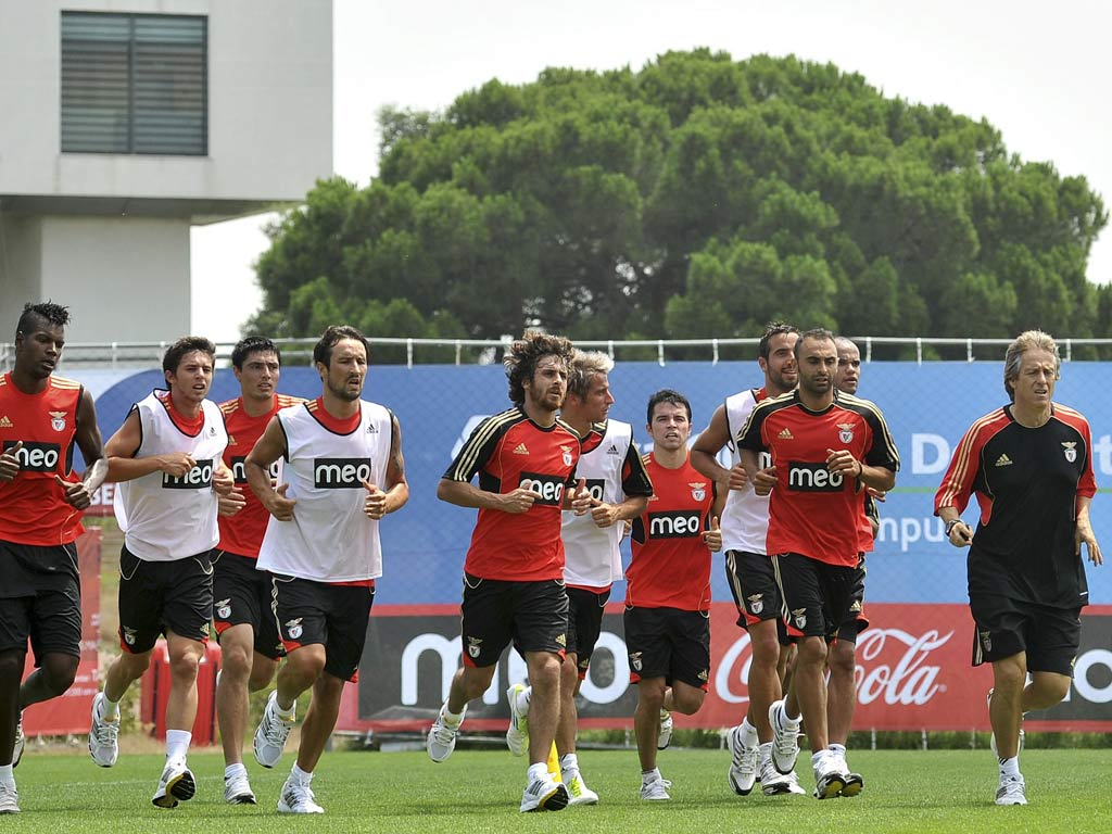 Benfica (Rui Minderico/Lusa)