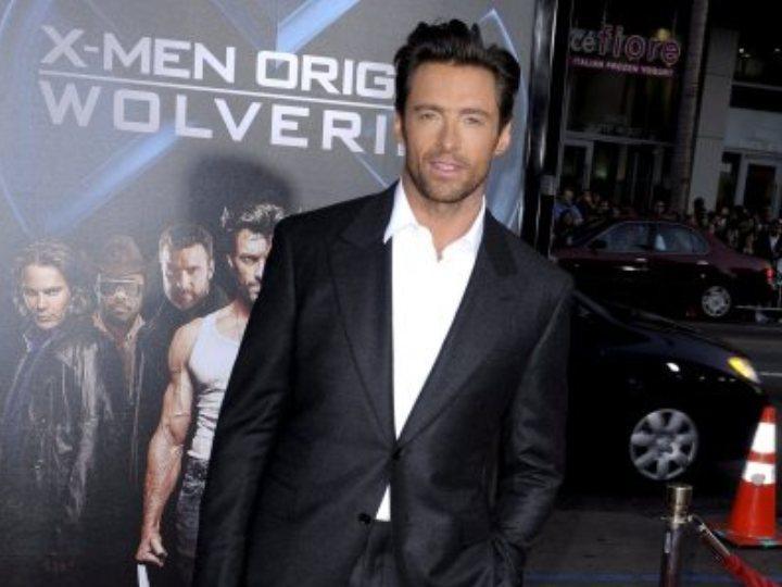 Hugh Jackman apresenta X-Men Origens: Wolverine
