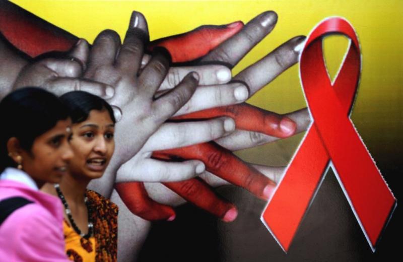 Dia Mundial da Sida - Índia