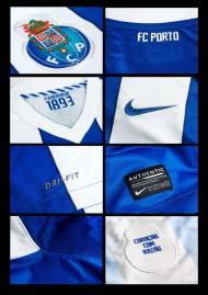 FC Porto 2011/12: os novos equipamentos