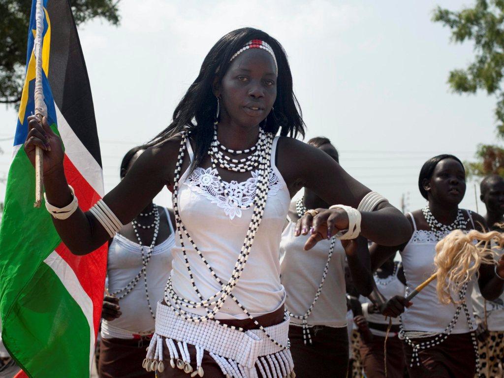 Sudão do Sul será amanhã independente (EPA/Giorgos Moutafis)