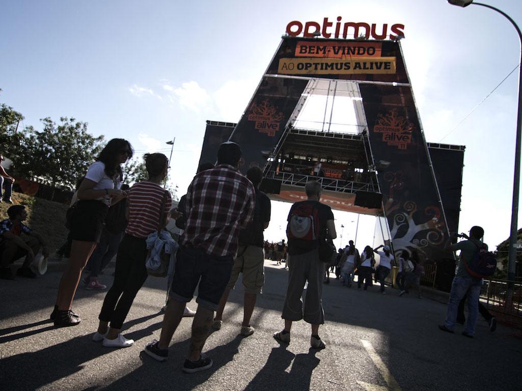 Optimus Alive 2011 (foto: Manuel Lino)