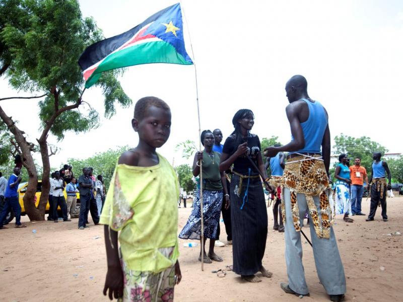 Sudão do Sul, um novo país [EPA]