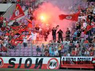 Benfica-Servette [Foto: MARTIAL TREZZINI/EPA]