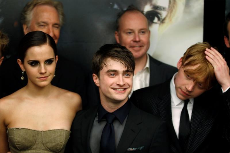 Première de «Harry Potter e os Talismãs da Morte - Parte 2» em Nova Iorque (foto Reuters)