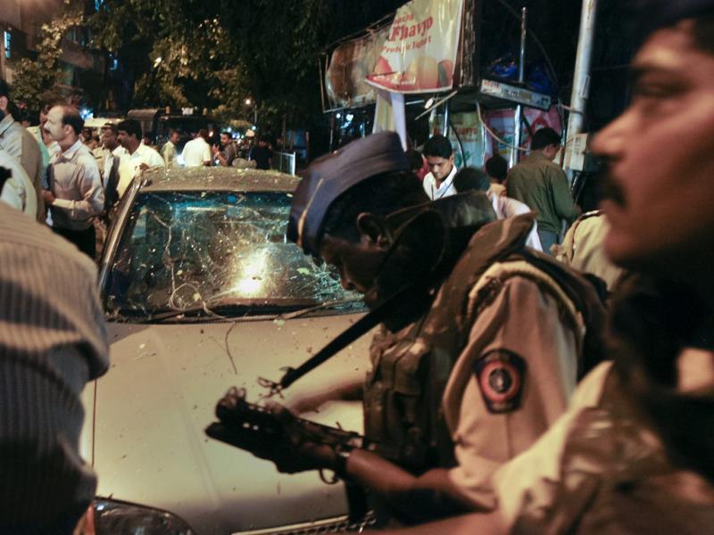 Ataques em Bombaim (Jaime Saldarriaga/Reuters)