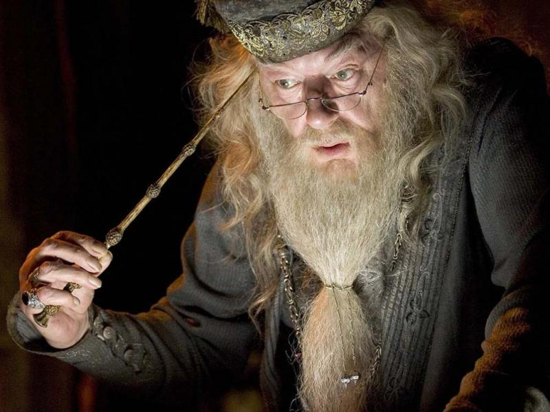 Dumbledore é «gay» em Harry Potter