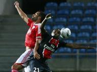 Fábio Faria em luta com Maurice
