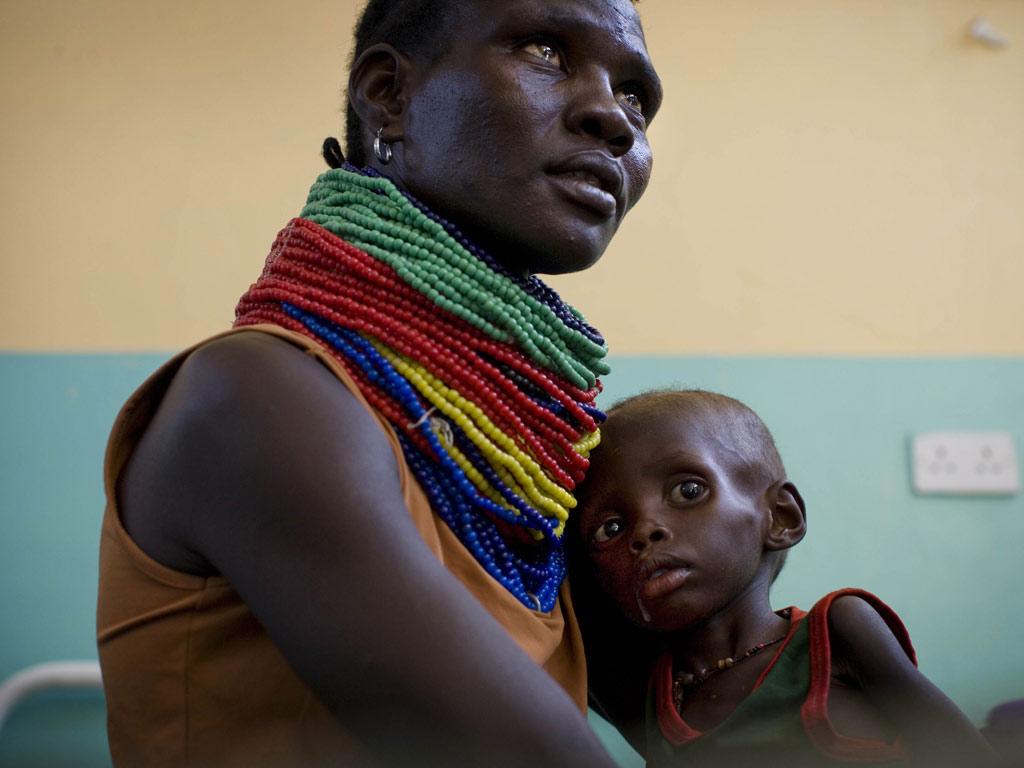 Fome no Corno de África (Reuters)
