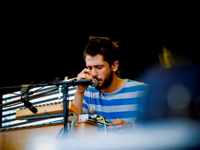 Noiserv no SBSR 2011 (José SEna Goulão/Lusa)