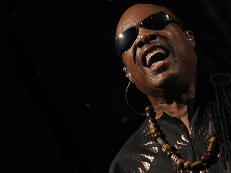 Stevie Wonder (Reuters)