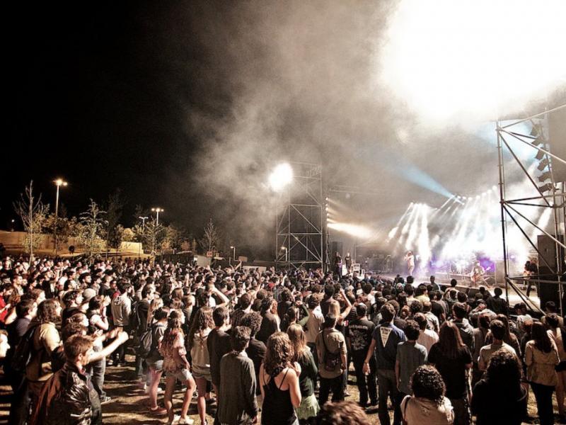 Festival Milhões de Festa 2010 (foto: Manuel Lino)