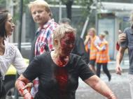 Ataque terrorista na Noruega - EPA/STF NORWAY OUT