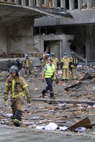 Ataque terrorista na Noruega - EPA/THOMAS WINJE OIJORD