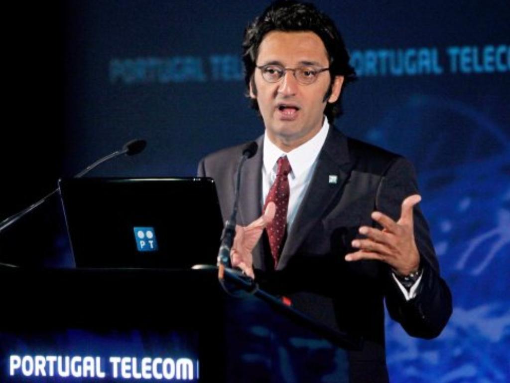 Presidente executivo da PT, Zeinal Bava